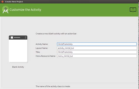tutorial android studio ubuntu ubuntu microsoft android anakramli tutorial on min3d