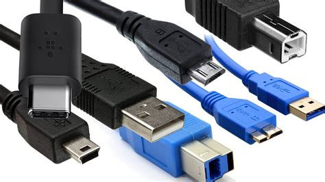 Mini 2 Dan 3 usb connector types explained type a b c usb mini