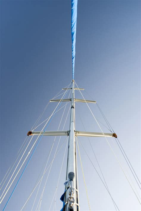 zeil mast sailing yacht mast and rigging 4010 stockarch free stock