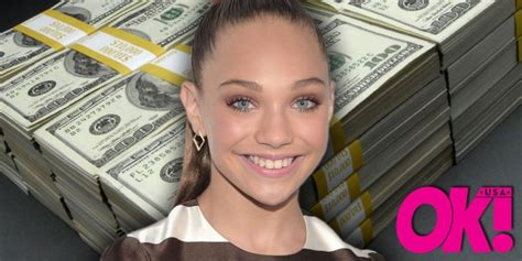 Find Out How Much Is On A Gift Card - inside maddie ziegler s extravagant birthday party find out how much the dance