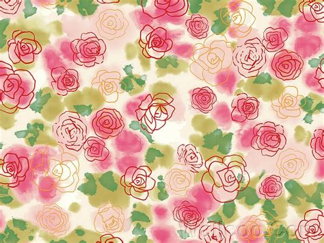 flower pattern for painting sweet roses flower patterns flower paintings 6 wallcoo net