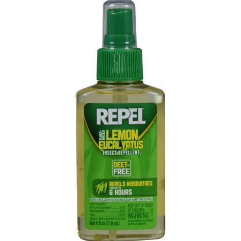 repel lemon eucalyptus insect repellent pump spray hg
