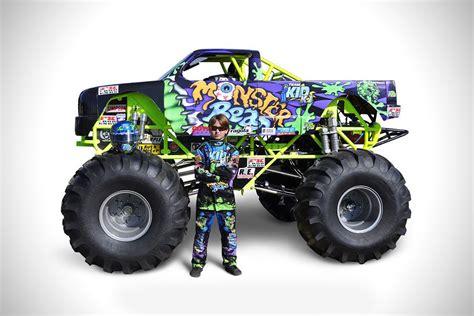 mini monster jam truck mini monster truck hiconsumption