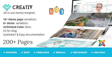 j2store themes creativ responsive multipurpose joomla template cms themes