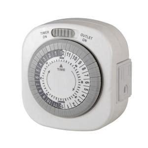 westek 15 1 outlet indoor timer tm77dhb 4 the home depot