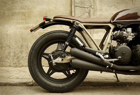 cdr bike 1980 honda cb 750 by cdr motorcycles