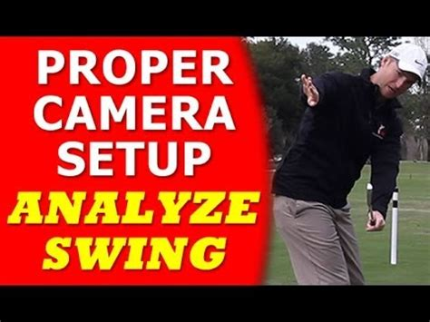 how to analyze your golf swing ballard golf lessons videos