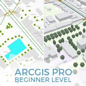 arcgis tutorial for mining arcgis pro beginner level gis course tyc gis training