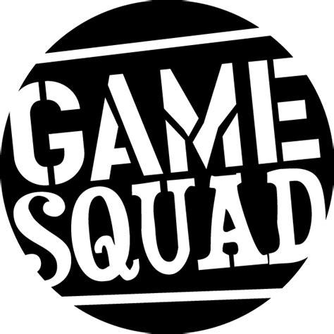 membuat logo squad game game squad