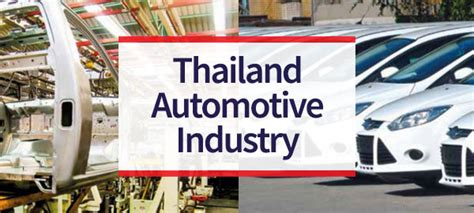 thailand automotive industry overview market analysis