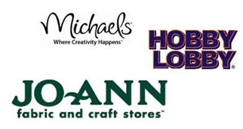 new craft coupons save up to 40 at hobby lobby and jo craft stores the krazy