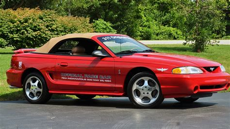 Cobra Auto Louisville by 1994 Ford Mustang Svt Cobra Pace Car Edition S44