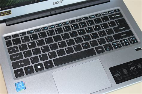 Keyboard Portable Laptop Acer acer 1 review a cheap lightweight ultra portable that skimps on performance gear