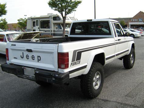 1988 jeep comanche sport truck jeep comanche wikiwand