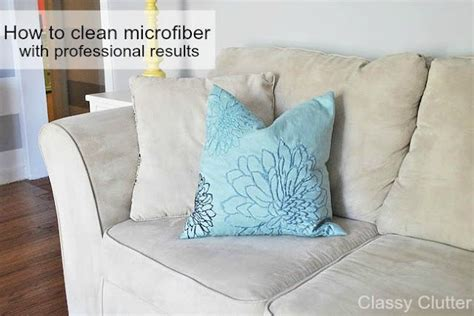 how much to clean a sofa professionally best 25 cleaning microfiber sofa ideas on pinterest