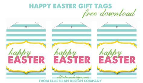 printable easter basket gift tags 5 best images of printable easter labels free printable