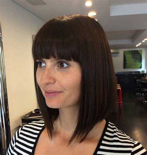hairstyles with angled bangs 20 angled bobs with bangs bob hairstyles 2017 short