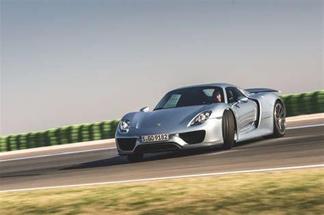 Porsche 918 Test by Test Porsche 918 Spyder Bilmagasinet Dk