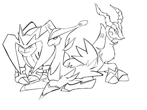 pokemon coloring pages virizion cobalon virizion terrakion by bloo dkai12 on deviantart