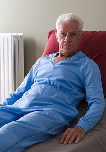 old man in bed all in one night and underwear adaptive clothing for the