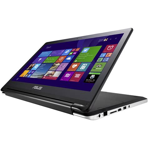 Laptop Asus Transformer Touchscreen asus transformer book flip tp500ln 15 6 quot laptop with rotating touchscreen
