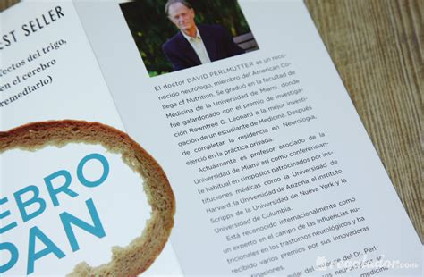 libro cerebro de pan la regalador com cerebro de pan el best seller que te
