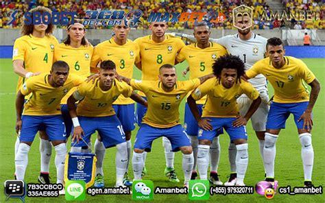 profil lengkap timnas brasil piala dunia 2018 prediksi