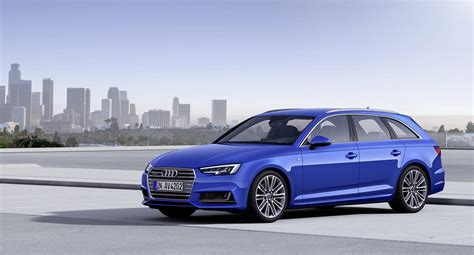 Audi A4 Avant Neu by 2016 Audi A4 Avant B9 Photos And Details