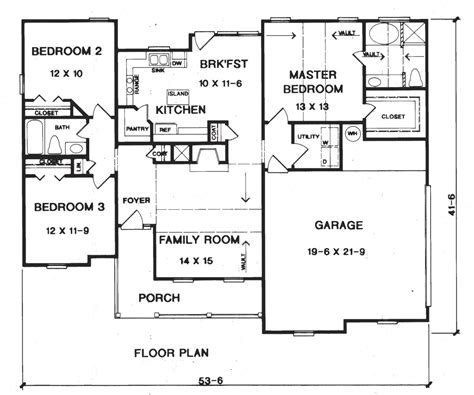 floor plans blueprints westbrook house plans floor plans blueprints