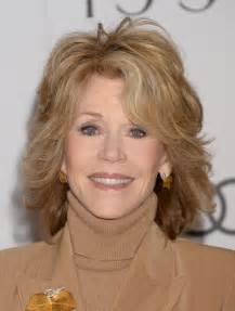 fonda hairstyles for 60 jane fonda layered shoulder length haircut for women over