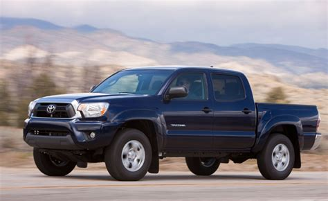 Toyota Tacoma 2014 Price 2014 Toyota 4runner And Tacoma Prices Announced