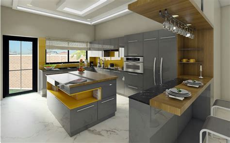 In A Kitchen by Kitchen Buildwonders