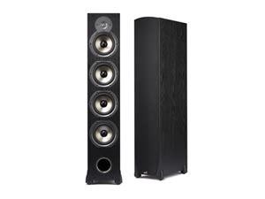 black cherry never audio newegg new monitor series by polk the new standard