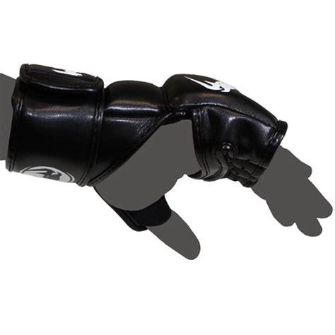 Venum Impact Mmacombat Glove Black venum impact mma gloves skintex leather