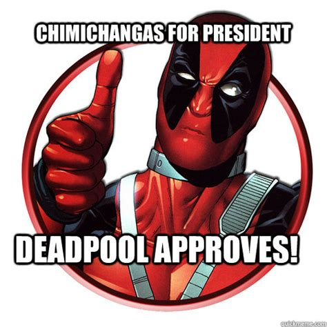 Dead Pool Meme - i think if i named my pre 20k thread quot the mods banned yet