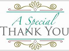 THANK YOU - LIVE OAK CHURCH OF GOD Free Christian Clip Art Thank You