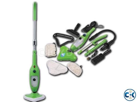 Dijamin H2o Mop X5 Steam Cleaner 5 In 1 x5 h2o mop portable steam cleaner as seen on tv clickbd