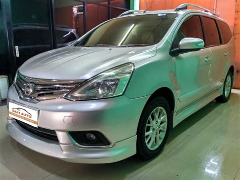 Nissan Grand Livina Hws 2013 by Nissan Allnew Grand Livina 1 5 Hws Cvt At 2013