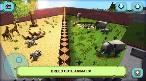cara mod game lets farm zoo craft my wonder animals android gameplay youtube