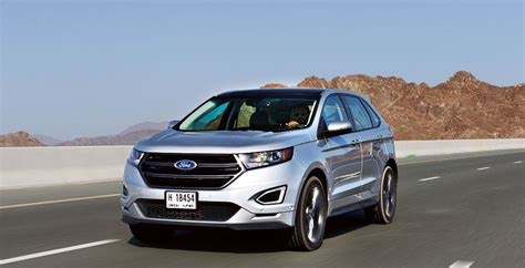 2016 Ford Edge Sport Review by 2016 Ford Edge Sport Review Wheels