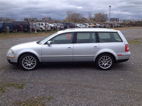 Passat W8 For Sale by 2003 Volkswagen Passat W8 4motion Variant 6 Speed