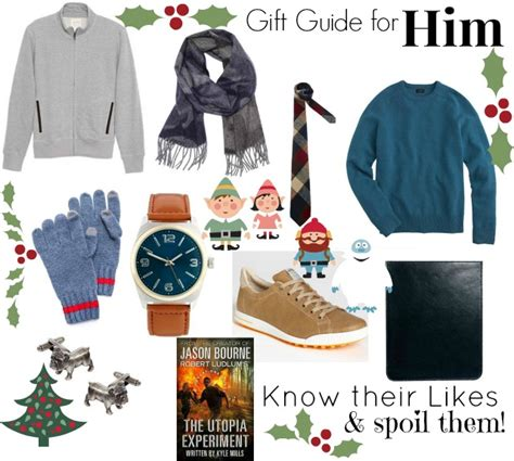 christmas gift guide for him chic everywhere