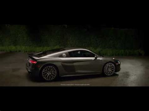 Audi R8 Werbung by Audi R8 Commander Tv Commercial 2016 Youtube
