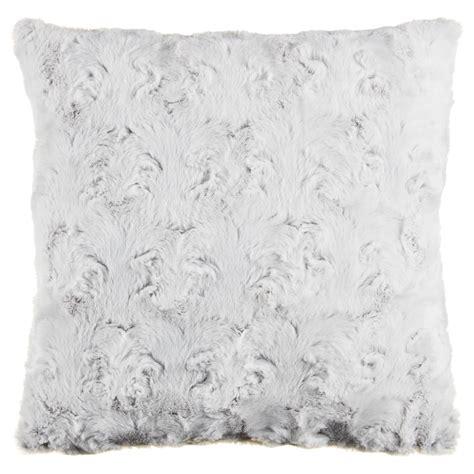 gemma textured faux fur cushion cover pk home decor bm