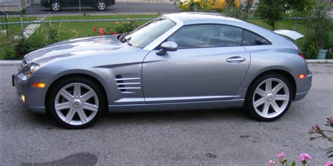 2010 Chrysler Crossfire by Mi1xfire S 2005 Chrysler Crossfire Limited Coupe 2d In
