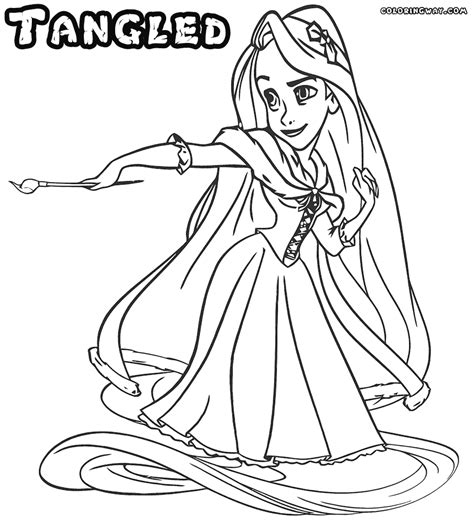 rapunzel sun coloring page tangled sun coloring pages
