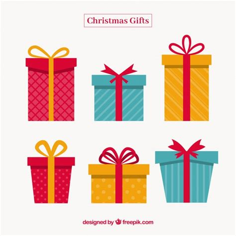 google top christmas gifts gifts vectors photos and psd files free