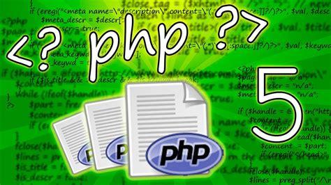 tutorial php basico 5 imprimir cadenas y html con echo - Imprimir Cadenas En Php