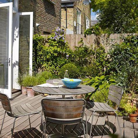 Patio Ideas For Small Gardens Uk Mieszkanie Z Ogrodem Mieszkaniowe Inspiracje