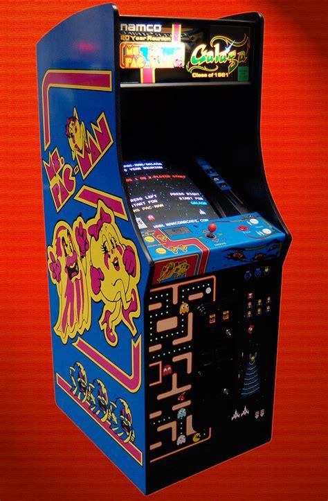 ms pacman arcade cabinet ms pac arcade cabinet